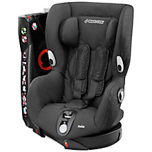 Buy Maxi-Cosi Axiss Car Seat, Modern Black Online at johnlewis.com