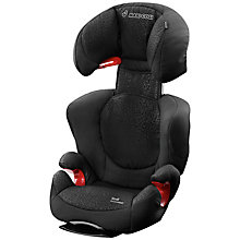 Buy Maxi-Cosi Rodi Air Protect Car Seat, Black Online at johnlewis.com