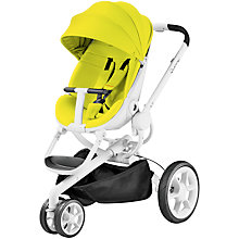 Buy Quinny Moodd Pushchair, Sulphur Focus Online at johnlewis.com