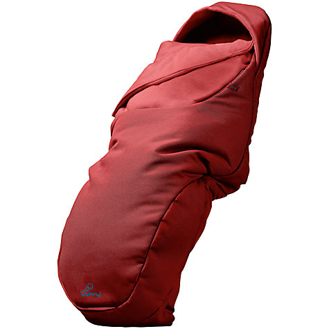 Buy Quinny Universal Footmuff, Red Rumour Online at johnlewis.com