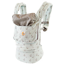 Buy Ergobaby Original Baby Carrier, Sea Skipper Online at johnlewis.com
