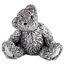 Buy Royal Selangor Theodore Bear Pewter Figurine Online at johnlewis.com