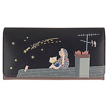 Buy Radley Large Make A Wish Picture Leather Purse, Multi Online at johnlewis.com