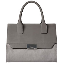 Buy Calvin Klein Taylor Leather Tote Bag Online at johnlewis.com