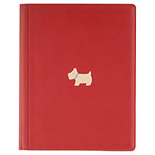 Buy Radley Heritage Dog Leather iPad Cover Online at johnlewis.com