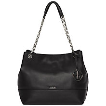 Buy Calvin Klein Renee Leather Chain Tote Bag Online at johnlewis.com