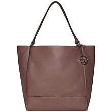 Buy Calvin Klein Renee Leather Tote Bag Online at johnlewis.com