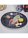 Ginger Ray Space Paper Plates, Pack of 8