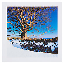 Buy PJF Photography Range Snow Drift Christmas Card Online at johnlewis.com