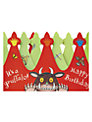 Gruffalo Crown Greeting Card