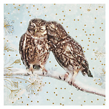 Buy Woodmansterne Side By Side Christmas Card Online at johnlewis.com