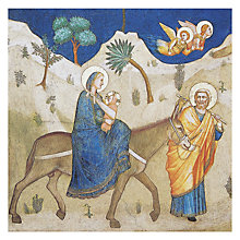 Buy Woodmansterne Flight Into Egypt Christmas Card Online at johnlewis.com