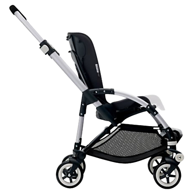 Bugaboo Bee 3 Pushchair Base, Aluminium