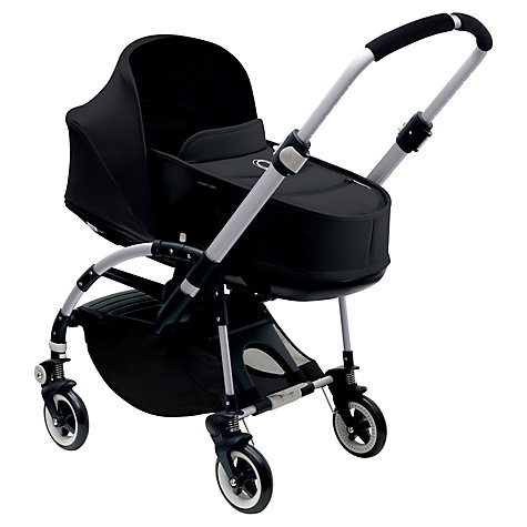 Buy Bugaboo Bee 3 Carrycot Tailored Fabric Set Online at johnlewis.com
