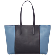 Buy Jaeger Hayley Leather Tote Bag Online at johnlewis.com