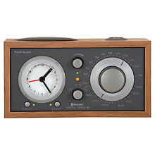 Buy Tivoli Audio Model Three Bluetooth AM/FM Clock Radio Online at johnlewis.com