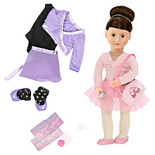 Buy Our Generation Deluxe Sydney Lee Doll & Outfits Online at johnlewis.com