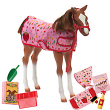 Buy Our Generation Morgan Foal Figure Online at johnlewis.com