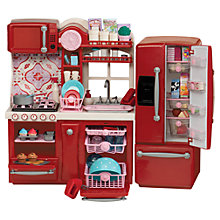 Buy Our Generation Gourmet Kitchen Role Play Set Online at johnlewis.com