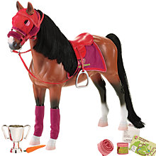 Buy Our Generation Thoroughbred Horse Online at johnlewis.com
