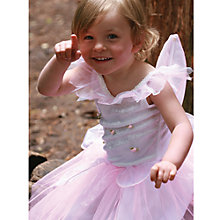 Buy Travis Designs Rosebud Fairy Dress, Pink Online at johnlewis.com