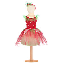Buy Travis Designs Strawberry Fairy Costume Dress Online at johnlewis.com