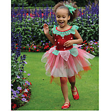 Buy Travis Designs Strawberry Fairy Dressing-Up Costume Online at johnlewis.com