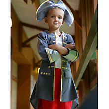 Buy Travis Designs Pirate Captain Dressing-Up Costume Online at johnlewis.com