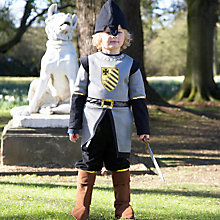 Buy Medieval Soldier Dressing-Up Costume, 3 - 5 years Online at johnlewis.com