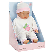 Buy John Lewis Baby Doll Chloe Online at johnlewis.com