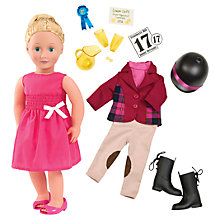 Buy Our Generation Lily Ann Doll & Outfits Online at johnlewis.com