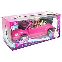 Buy Steffi Love Doll and Beetle Cabrio Online at johnlewis.com