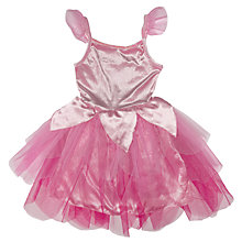 Buy John Lewis Fairy Dressing-Up Costume, Pink Online at johnlewis.com
