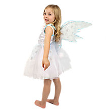 Buy John Lewis Snowflake Fairy Dressing Up Costume Online at johnlewis.com