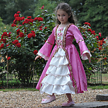 Buy Travis Designs Marie Antoinette Pink Dressing-Up Costume Online at johnlewis.com