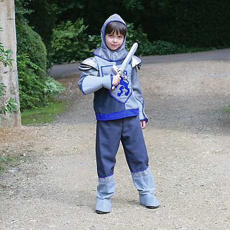 Buy Crusader Knight Dressing-Up Costume Online at johnlewis.com