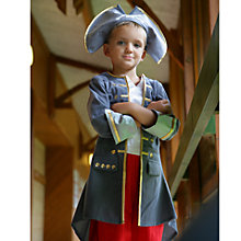 Buy Travis Designs Pirate Captain Costume Online at johnlewis.com