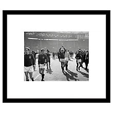 Buy Getty Images Gallery World Cup Images Framed, H49 x W57cm Online at johnlewis.com