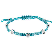 Buy Cachet London Swarovski Solitaire Friendship Bracelet Online at johnlewis.com