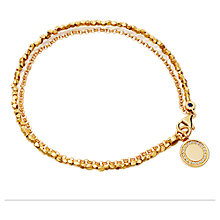 Buy Astley Clarke Cosmos Nugget Bracelet Online at johnlewis.com