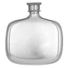 Buy John Lewis Pocket Flask Online at johnlewis.com