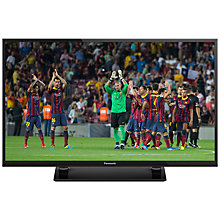"Buy Panasonic TX-32A400B LED HD Ready TV, 32"" with Freeview HD Online at johnlewis.com"