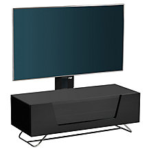 Buy Alphason Chromium 2 Cantilever TV Stand Online at johnlewis.com