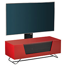 "Buy Alphason Chromium 2 Cantilever TV Stand for TVs up to 50"" Online at johnlewis.com"
