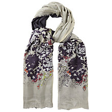 Buy White Stuff Floral Dressy Scarf, Multi Online at johnlewis.com