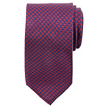 Buy John Lewis Puppytooth Tie Online at johnlewis.com