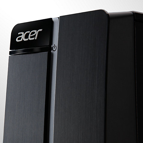 Buy Acer Aspire XC-105 SFF Desktop PC, AMD A4, 8GB RAM, 1TB Online at johnlewis.com