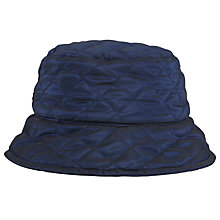 Buy John Lewis Quilted Bucket Hat Online at johnlewis.com