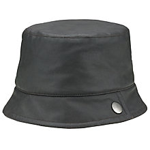Buy John Lewis Wax Cloche Hat Online at johnlewis.com