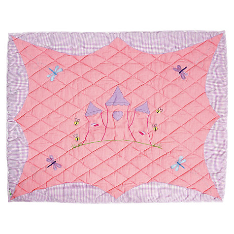 Buy Win Green Princess Castle Mat Online at johnlewis.com